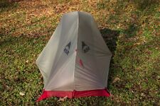 40% OFF!  DEMOED MSR FREELITE 1  1 PERSON BACKPACKING TENT.