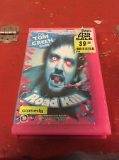VHS MOVIE.TOM GREEN SHOW.ROAD KILL.CULT