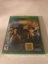 SHENMUE 1 & 2 Xbox One I & II Brand New Sealed +Free Ship