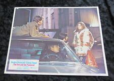 The Owl and the Pussycat lobby card # 5 original lobby card - Barbra Streisand