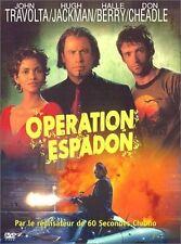 DVD *** OPERATION ESPADON *** avec John Travolta, ... neuf sous blister
