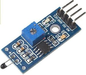 5PCS Digital Thermal Sensor Module Temperature Sensor Module for Arduino good