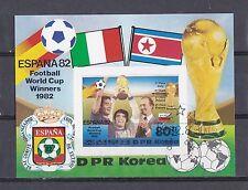 Korea 1982 - IMP. - Sport  (Voetbal/Soccer/Fußball)