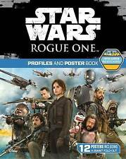 Star Wars Rogue One: Profiles and Poster Book by Lucasfilm Ltd (Paperback, 2016)
