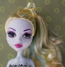 MONSTER HIGH ~ Lagoona Dot Dead Gorgeous DDG HEAD ONLY ~ NEW for Replacement