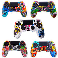 Graffiti Silicone PS4 Controller Cover/Skin Protective Rubber Grip PlayStation 4