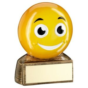 EMOJI AWARDS - For School, Home, Clubs - 6 Different Awards