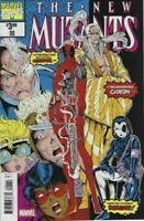 MARVEL X-Men New Mutants #98 Comic Book 1st Deadpool Appear Facsimile Variant