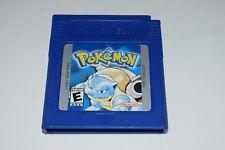 Pokemon Blue Nintendo Game Boy Video Game Cart