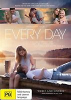 Every Day (DVD, 2018) NEW