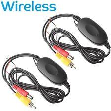 Ricevitore + trasmettitore video wireless senza fili  RETROCAMERA  Autoradio