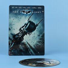 STEELBOOK - The Dark Knight Two Disc DVD - GUARANTEED