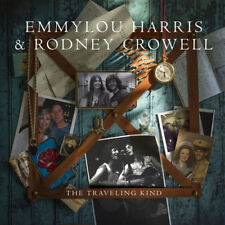Emmylou Harris & Rodney Crowell : The Traveling Kind CD (2015) ***NEW***