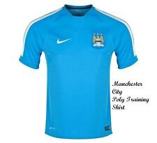 MANCHESTER CITY NIKE POLY TRAINING SHIRT TAGS/PACKET XLARGE 46 inches