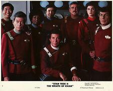 STAR TREK 2: THE WRATH OF KHAN Movie POSTER 11x14 Leonard Nemoy