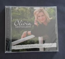OLIVIA NEWTON-JOHN CD - GRACE AND GRATITUDE RENEWED
