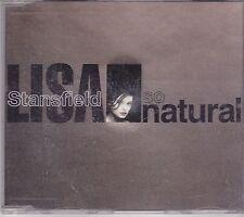 Lisa Stansfield-So Natural cd maxi single