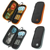 Harrows Z200 Dart Case - Dart Wallet - Holds Fully Assembled Darts