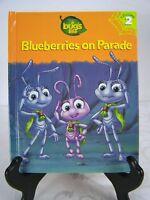 Disney Pixar A Bug's Life Blueberries on Parade Volume 2 Book