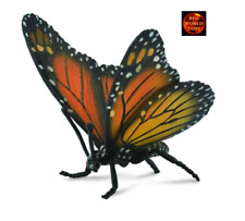 MONARCH BUTTERFLY INSECT TOY MODEL by COLLECTA 88598 *New with tag*