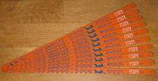 """10 Bahco 12"""" 300mm Bi-Metal Sandflex Hacksaw Blades 18tpi"""