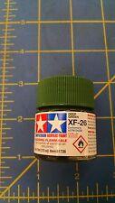 Tamiya XF-26 Deep Green 10ml #81726 Mini Acrylic Paint Ships from USA