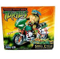 Teenage Mutant Ninja Turtles Shell Cycle 2002 TMNT Vehicle Sealed #154150