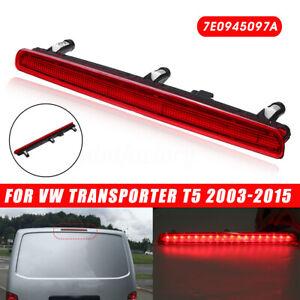 3rd Centre Tailgate High Level Rear Brake Stop Light For VW Transporter T5