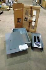 Square D NQ30LIC 30 Pole Circuit Distribution Center, Enclosure and Door Set