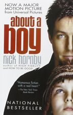 About a Boy (Movie Tie-In) Hornby, Nick Free Shipping