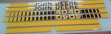 John Deere 4040 Hood Decals