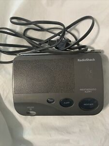 RadioShack 12-247A 7 Channel Digital Weather Radio Tested Working Good Condition