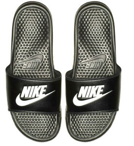 Nike Men's Man Slides Sandals Flip Flop Man Massage Flipflop Slippers Arch Strap