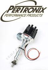 PerTronix D133700 Plug-N-Play Ignitor II Billet Distributor Ford FE 390 428 Vac