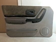 03-06 JEEP CHEROKEE SPORT CLASSIC POWER DRIVER SIDE DOOR PANEL OEM (GRAY)