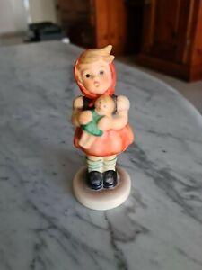 Goebel Hummel Figur Mädchen mit Puppe Nr. 239/B. TOP ZUSTAND AUS 1967