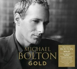 Gold - 3 DISC SET - Michael Bolton (CD New)
