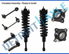 New 8pc Complete Front Spring and Strut Suspension Kit for Toyota 4Runner