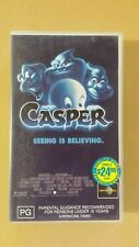 CASPER -- VHS -- BRAND NEW & SEALED