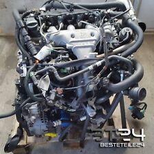 Motor 2.2 HDI 4HW DW12TED4 PEUGEOT 807 2002-2014 65TKM UNKOMPLETT