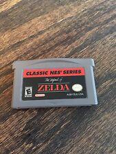 Legend Of Zelda Classic NES Series Nintendo Gameboy Advance GBA Cart L@@K