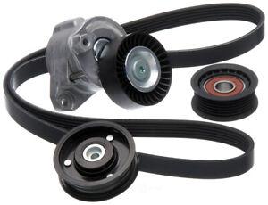 Serpentine Belt Drive Component Kit ACDelco Pro ACK060947K1