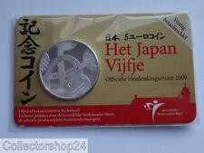 Coincard Netherlands 5 Euro 2009 Het Japan Vijfje