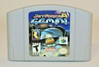 Jet Force Gemini N64 Nintendo 64 AUTHENTIC & Tested! Great Condition! NICE!
