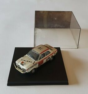 Trofeu mk1 Ford Escort #18 Finland 512 diecast 1/43 1850TC Ist London Mexico 70