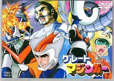 GREAT MAZINGER VOL.5-JAPAN 2 DVD Y73 zd