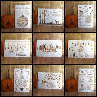 hohl bild - vorlage weihnachten scrapbooking karten in einer zeitung