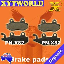 FRONT REAR Brake Pads KAWASAKI EX 300 Ninja 300 2013 2014 2015 2016