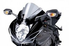 11-16 Suzuki GSX-R600/750 Puig Z Racing Windscreen Light Smoke  5605H