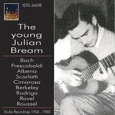 Albeniz / Bach / Bre - Young Julian Bream 1956 [New CD]
